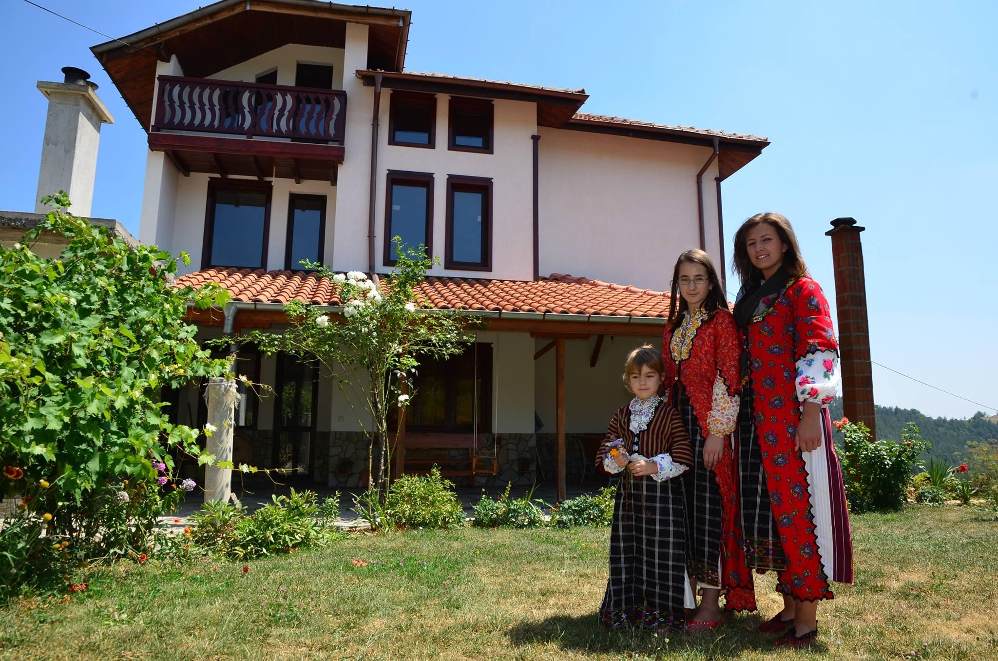 Къща за гости Ани